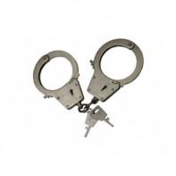 Металлические наручники БРС -2 (оцинкованные, 2 ключа)